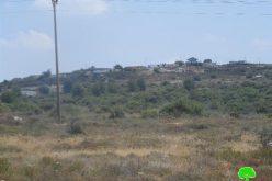 Nofei Manheim is undergoing expansion on lands of Jinsafut village