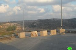Kfar ed-Diek entrance re-closed again