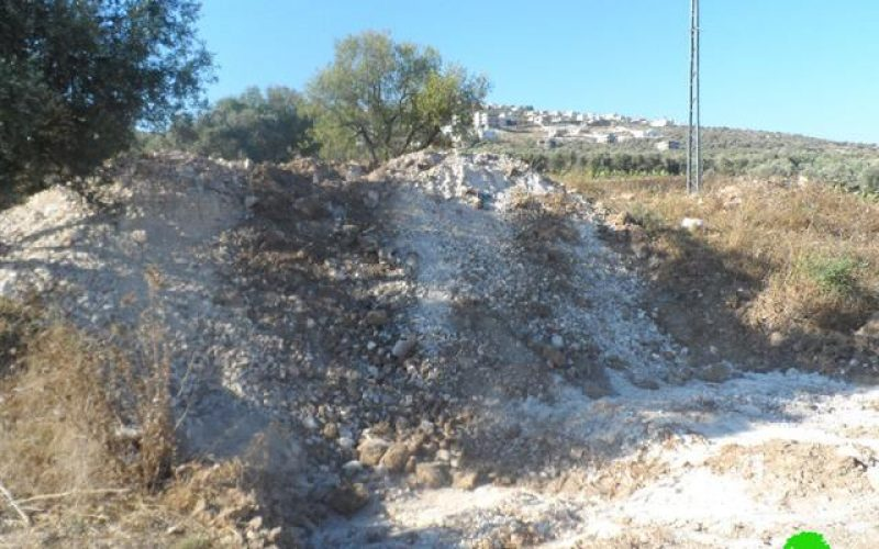 The shutdown of Agricultural Roads in Yabad