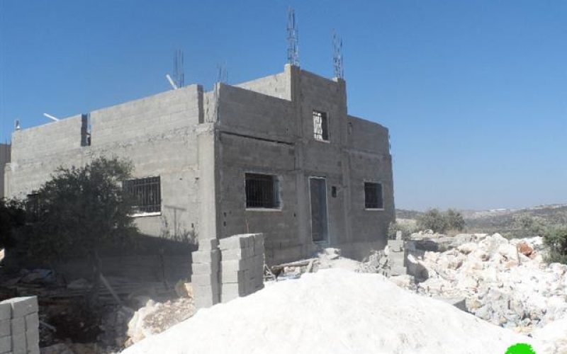 Stop-Work-and- Construction Order on a Residence in Rafat