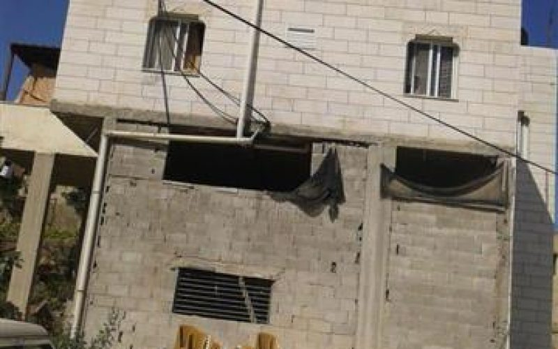 Demolition for Security Reasons…!? <br> Home of a Palestinian from Idhna Demolished