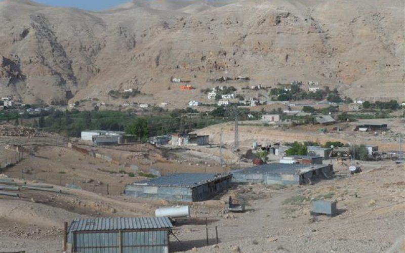 Stop work orders served on Arab er-Rshayda community