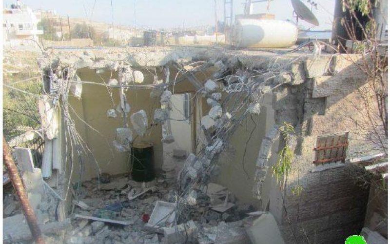 الانتهاكات الإسرائيلية في القدس المحتلة خلال تموز من العام 2014