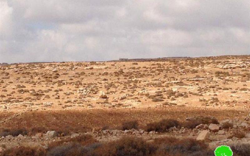 مستعمرون متطرفون يسيطرون على مساحات من الأراضي في قرية كيسان / محافظة بيت لحم