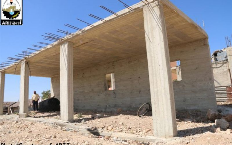 Five demolition Orders In Kisan Village southeast of Bethlehem Governorate