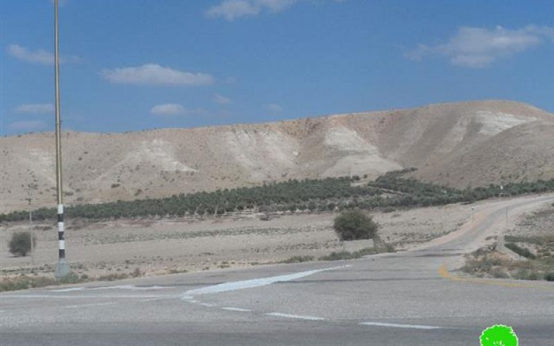 Rotem and Maskiyyot colonies are undergoing expansion works