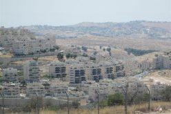الحكومة الاسرائيلية تصادق على بناء وحدات استيطانية في مستوطنات محيطة بمدينة القدس المحتلة