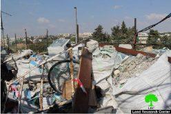 في تقريره الشهري حول القدس المحتلة, تشرين الأول شهد تصعيداً خطيراً على البناء المقدسي والمسجد الأقصى