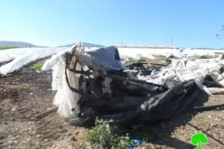 The Israeli occupation demolishes a number of residential rooms in Bardala