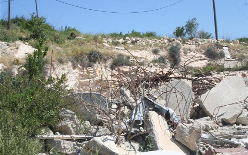 Israeli Fierce Campaign against the Palestinian Jerusalemites and their Houses