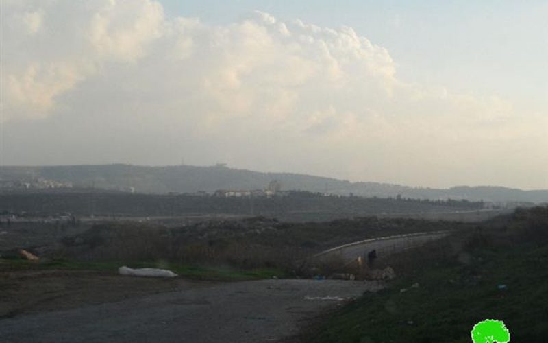 Extending the validity of a land grab in Ramallah