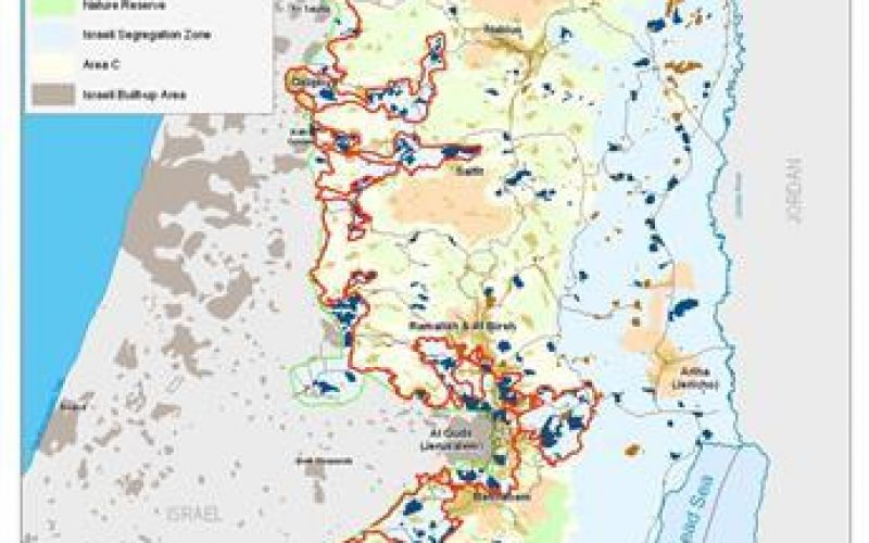 Israeli Settler attacks in the occupied West Bank during the fourth quarter of 2014