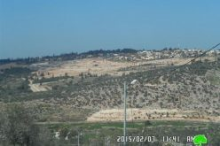 Expansion works on Salit colony in Tulkarm