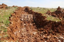 Land Leveling in Kisan Village South of Bethlehem Governorate