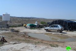 Susiya village in the spot of displacement