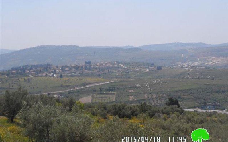 Establishing a new outpost relative to Shavi Shamron colony