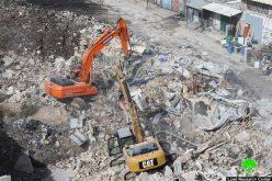الانتهاكات الإسرائيلية في القدس المحتلة خلال نيسان من العام 2015