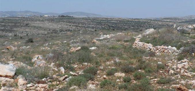 هدم بئرين زراعيين في قرية كفر قدوم / محافظة قلقيلية