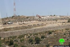 Expansion works on Hatamar, Givot and Tal Hazatim outposts