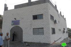 إخطارات بوقف البناء لـ 6 مساكن ومزرعة وصالة للأفراح في قرية جيت