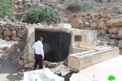 ما تسمى سلطة حماية الطبيعة الإسرائيلية تصدر إخطاراً بإخلاء 26 دونماً شمال غرب بلدة قراوة بني حسان
