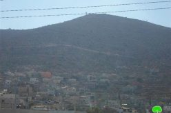 """Confiscation and """"extension of validity of land grab"""" notices in Nablus city"""