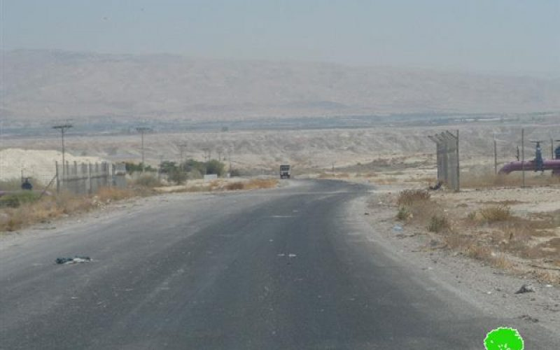 The Israeli occupation authorities to compensate colonists evicting confiscated Palestinian properties in the Jordan Valley