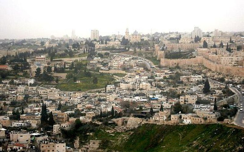 Eviction of Palestinian homes and properties in Silwan Town