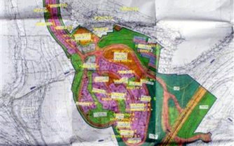 """""""Mordot Ramot"""" <br> A unique Green area to be replaced by a colonial neighborhood"""