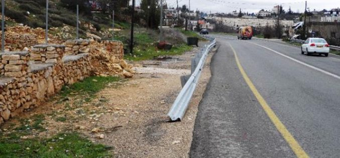 The Israeli occupation delivers a land grab order in Hebron