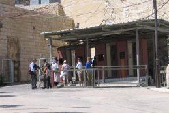 أوامر عسكرية للاستيلاء على أراضي وإقامة حواجز في محيط الحرم الإبراهيمي بالخليل