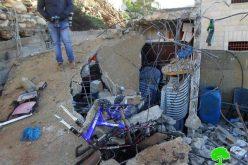 بقرار من المحكمة العليا الإسرائيلية, هدم منزل الشهيد مهند الحلبي في بلدة سردا شمال رام الله … تحت ذريعة الأمن