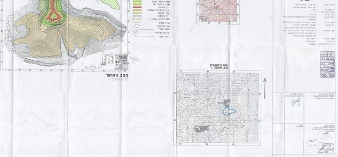Israel extends plans for new settler homes in the occupied West Bank