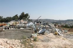 Demolition of two Palestinian Houses in Shu'fat & Jabal Al-Mukabber in East Jerusalem