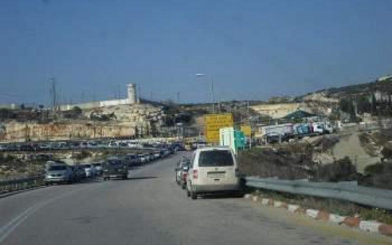الاحتلال الاسرائيلي يخطر بوقف البناء لعدد من الورش الصناعية والحرفية في قرية برطعة