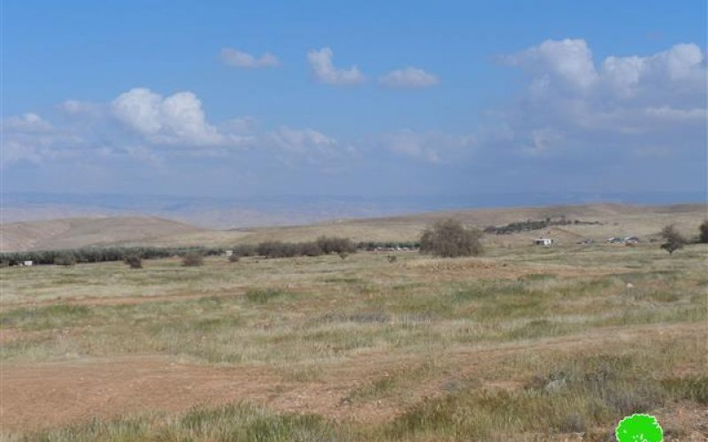 Israeli Ameir farm seizes more Jericho lands