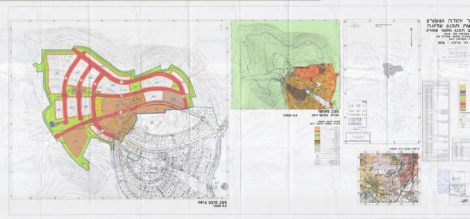 """""""New Settlements Expansion  Approved"""" Plans for 301 Housing Units in 7 Israeli Settlements"""