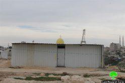 محكمة الاحتلال تصدر قراراً يقضي بهدم 11 مسكناً ومسجد في تجمع جبل البابا البدوي