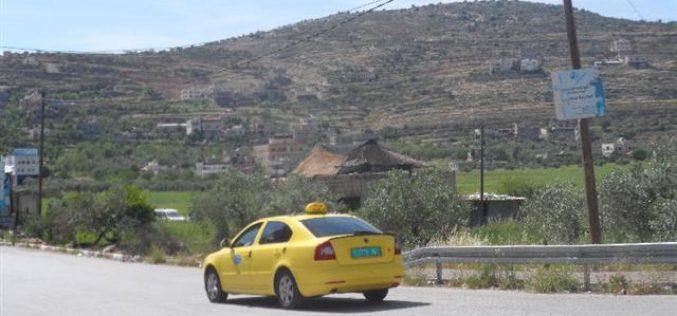جيش الاحتلال الإسرائيلي يحول منزلاً في قرية اللبن الشرقي إلى ثكنة عسكرية