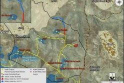 """""""To fortify Main Ramallah-Nablus Corridor"""" New Israeli colonial Bypass road on Jaloud village lands"""