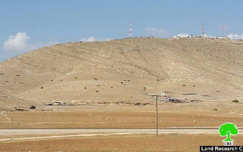 في مواصلته في التضييق على أهالي الأغوار الفلسطينية, الاحتلال يصادر خطوط مائية في خربة الحديدية