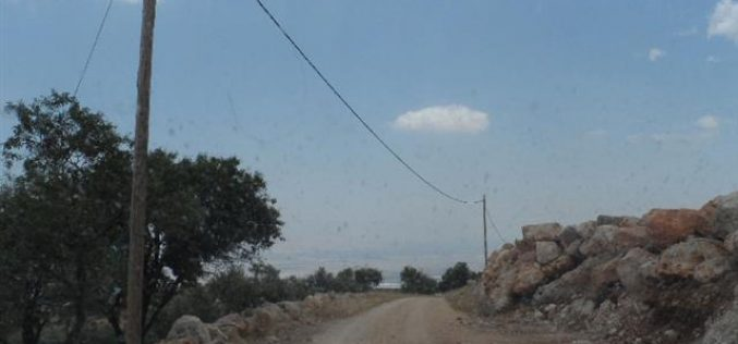 Stop-work orders on agricultural and residential establishments in Duma village