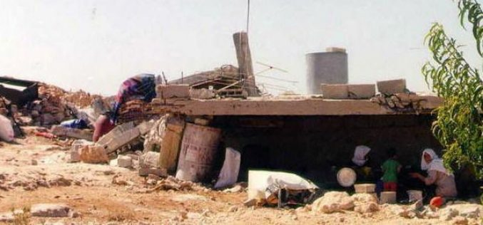 Accelerated House Demolition Campaign in Hebron District