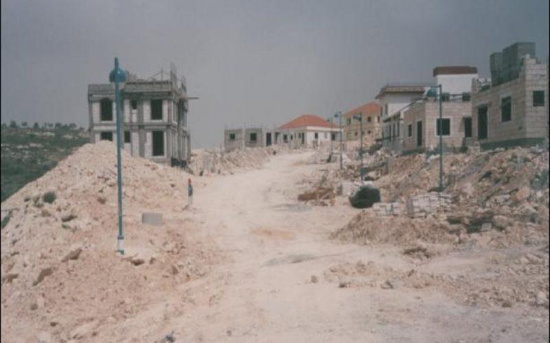 New Colonial Activity in Kafr Qadoom Village – Qalqilyia District