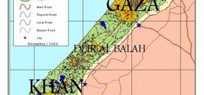 A Report on the Israeli Violations in Gaza Strip During the Month of November, 2000.