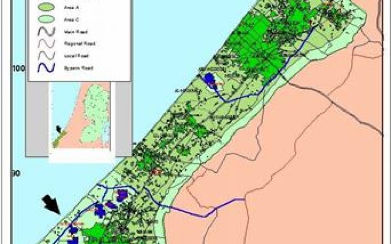 Al Mawasi Region in Gaza … The Reality of the Israeli War Against Land and Humans