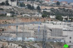 Stop-Work and demolition orders on structures in Hebron governorate