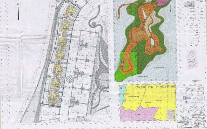 Israel to expand Tina Omarim colony on Al-Dhahiriya lands