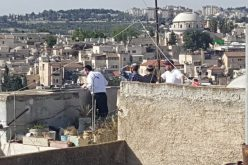 Colonists seize a property in the Old City of Jerusalem