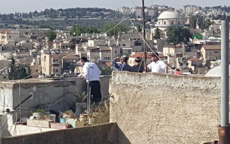 Colonists seize a property in the Old City of Jerusalem